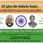 30 Jahre fur Indische Kunst - 28.Apr.2007
