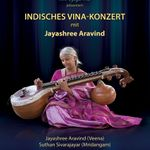 Indisches Vina-Konzert mit Jayashree Arvind,18.Nov.2016