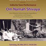 Om Namah Shivaya - Indisches Tanzschauspiel - 20.Mai.2017