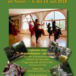 Sommer Tanzwochen im Tessin - 2018