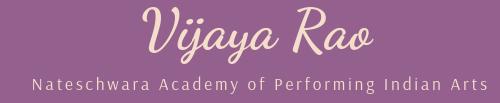 Vijaya Rao's Nateschwara Akademie