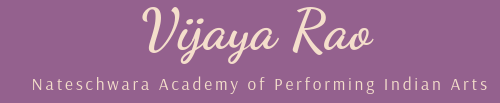 Vijaya Rao's Nateschwara Academy