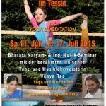 Sommer Tanzwochen im Tessin - 2015