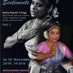 Ashta Nayaki Trilogie - 30.Nov.2019