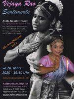 Ashta Nayaki Trilogie - 28.März.2020 : verschoben